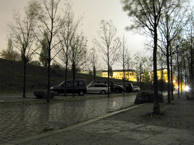 Mauerparker